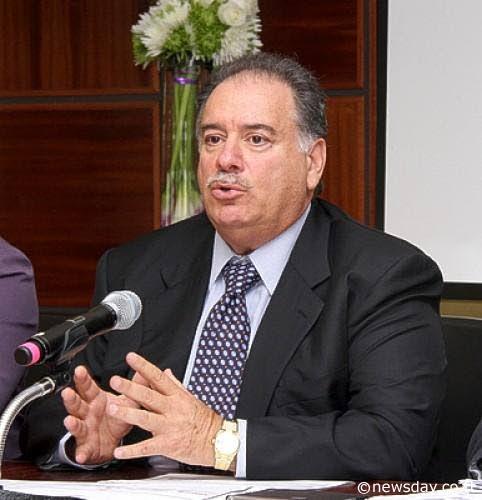 Ansa McAl group chairman Norman Sabga.
