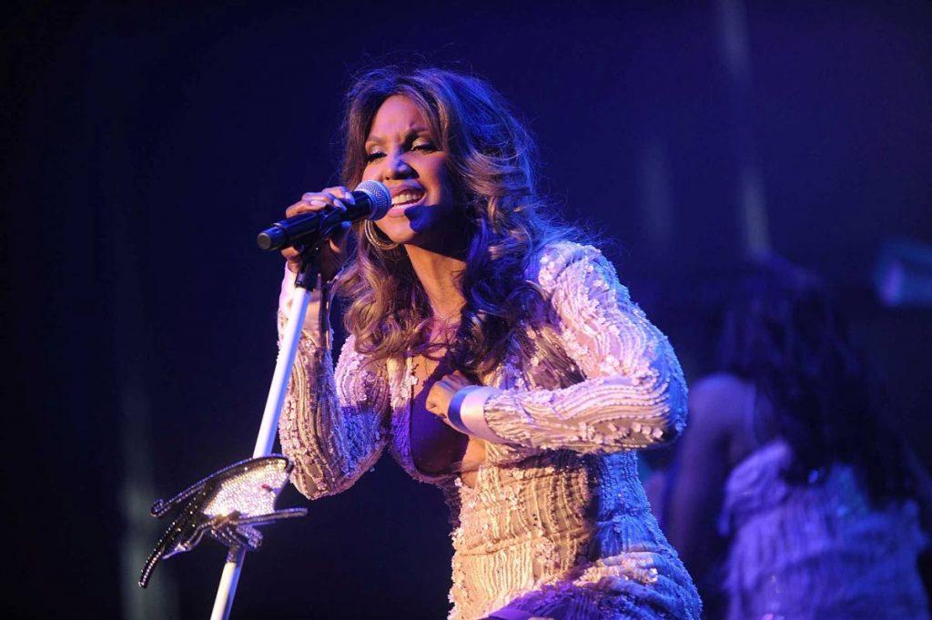 R&B legend Toni Braxton