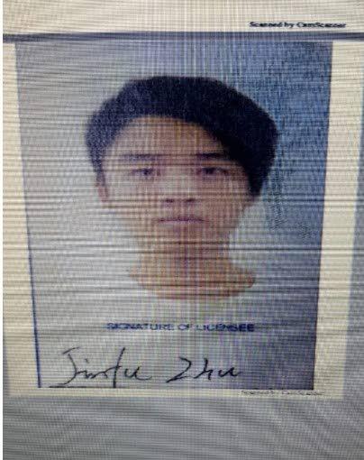 CHARGED: Jinfu Zhu