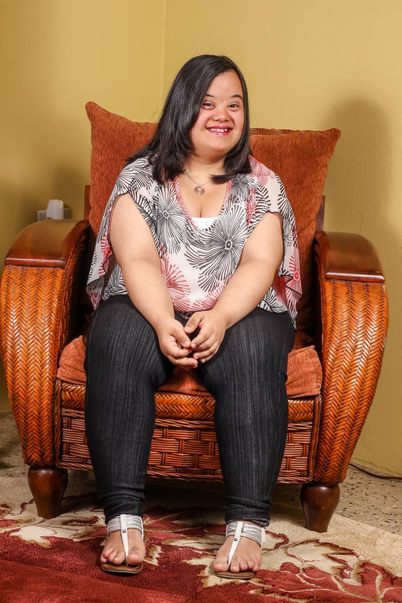 Christy De Souza in photo taken in 2016. Photo by Jeff K Mayers