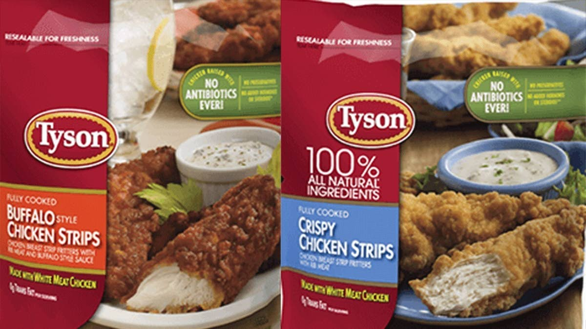 Tyson chicken products have been recalled by the US. The Health Ministry advises consumers not to buy them and wholesalers to withdraw them from stores.