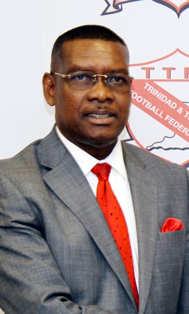 Former Mayor of Port of Spain and ex-TT Football Asscociation president Raymond Tim Kee.