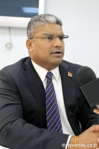 Former Attorney General Anand Ramlogan.  FILE PHOTO