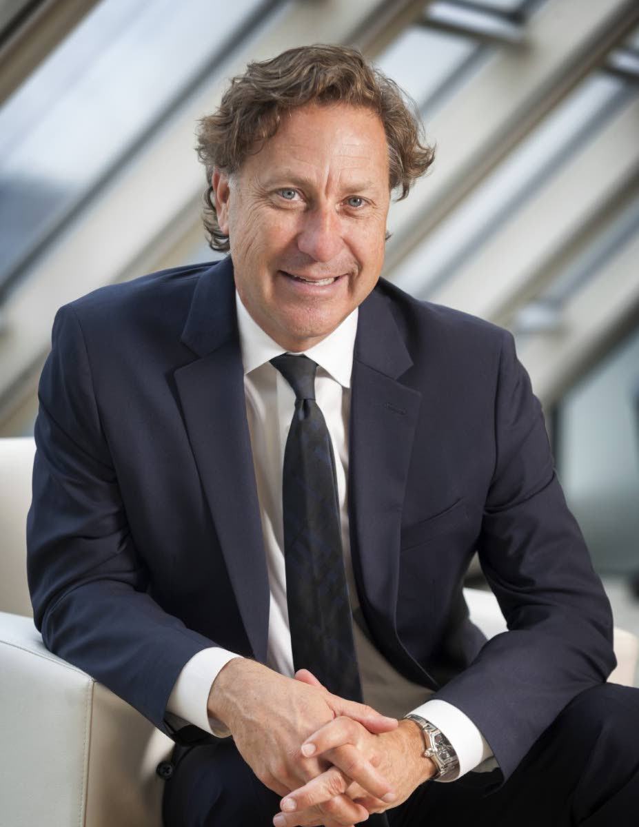 Paul Baay, CEO of Touchstone Exploration.