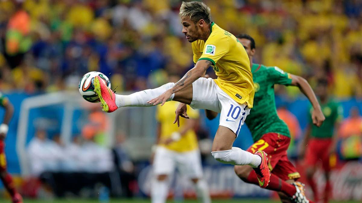 Star Brazil forward Neymar