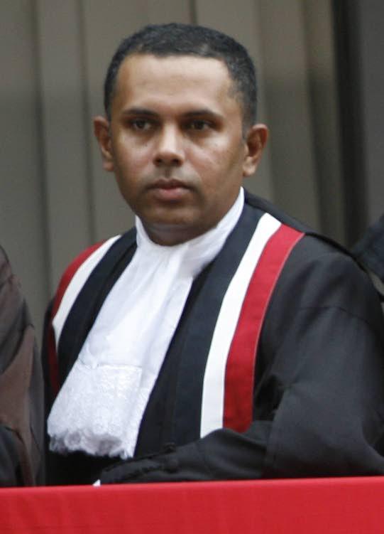 Justice Ronnie Boodoosingh