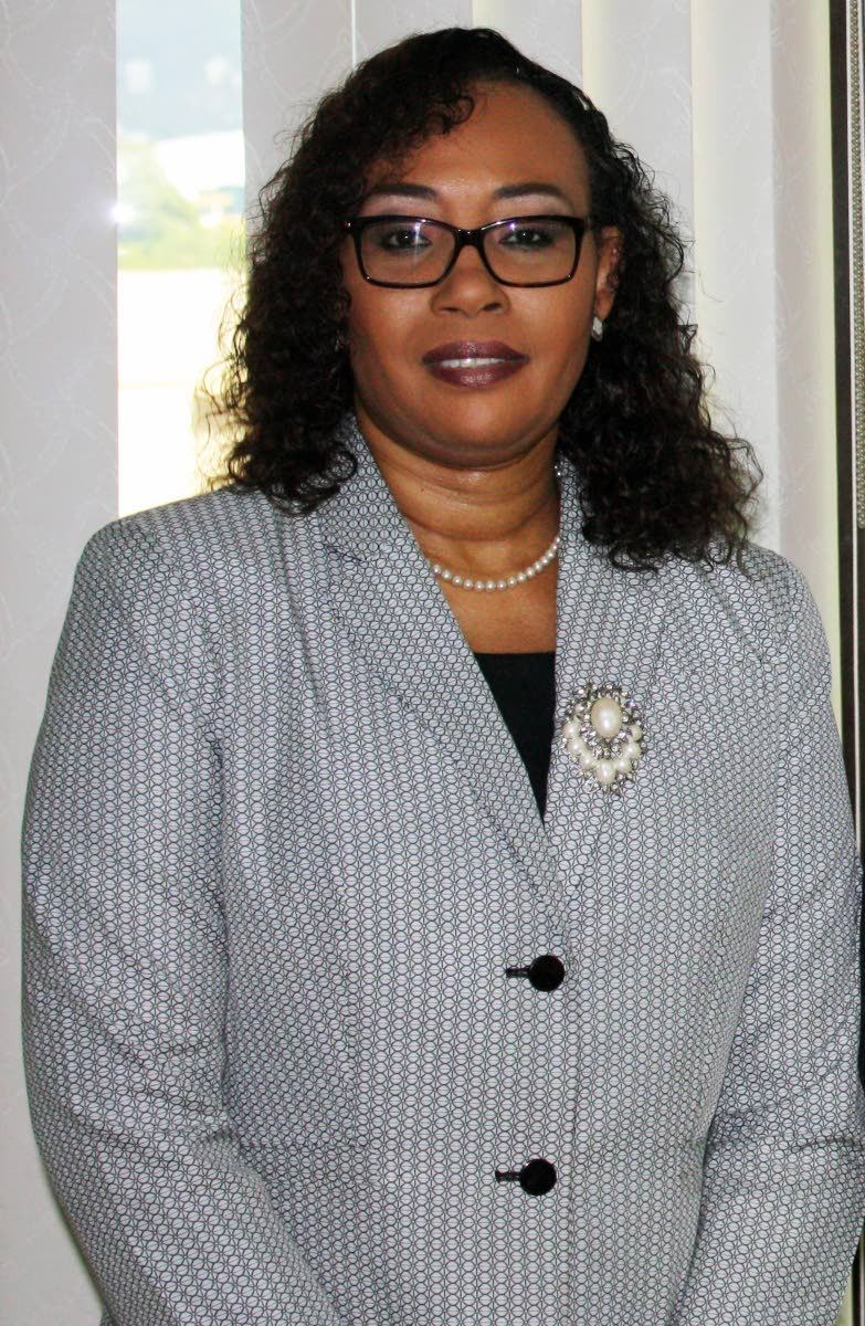 Former chief magistrate Marcia Ayers-Caesar.
