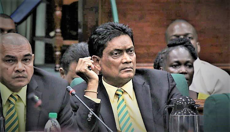 Charrandass Persaud