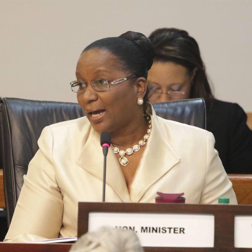 Social Development Minister Cherrie-Ann Crichlow-Cockburn. FILE PHOTO