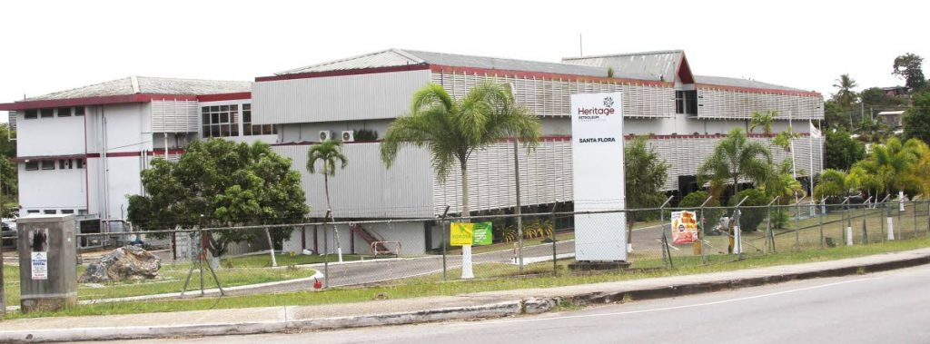 Wilfred Espinet, chairman of Trinidad Petroleum Holdings attributes Heritage Petroleum's initial loss to start-up costs, and says the company has since achieved all its monthly targets.