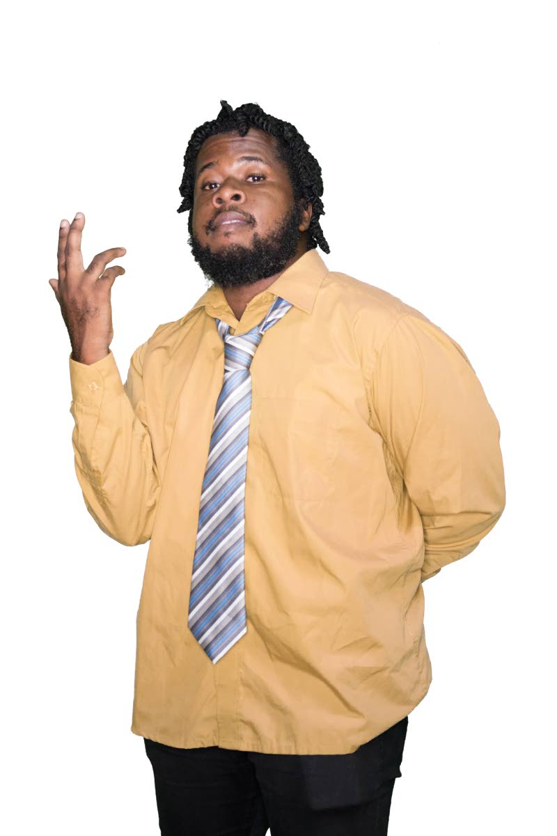 Kwame Weekes will be a Close Male Relative in Caricomedy's Community Leaders Stand Up Comedy Show.