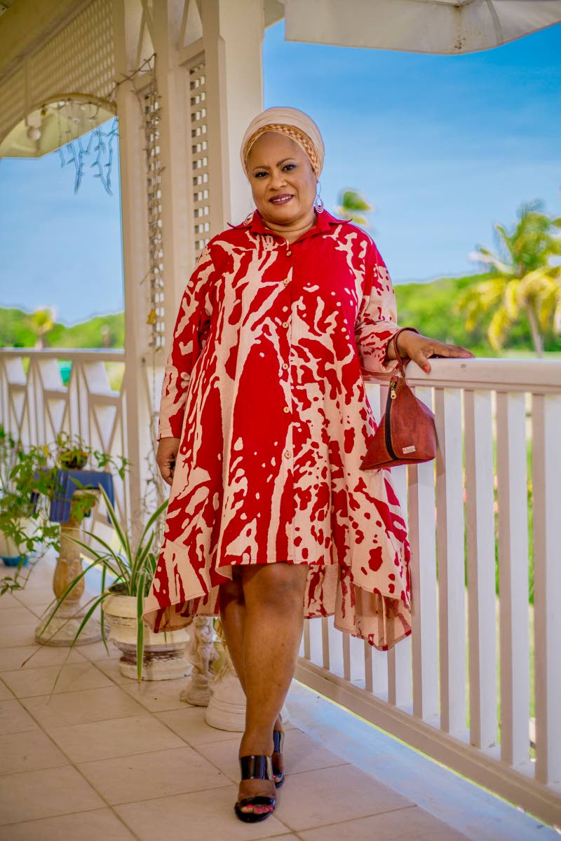 Dr Denise Tsoiafatt Angus, presiding officer of the Tobago House of Assembly. Photo by David Reid