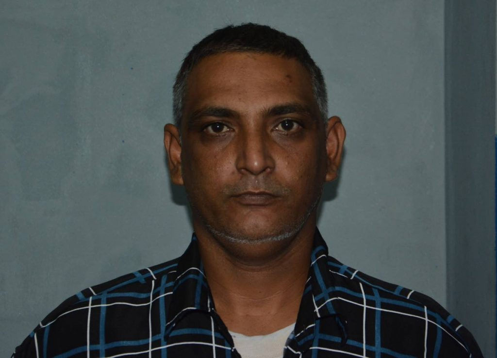 CHARGED: Navindra Budhu, charged with receiving money under false pretense. PHOTO COURTESY TTPS