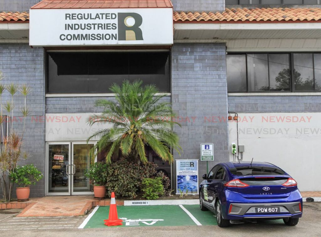 The Regulated Industries Commission.