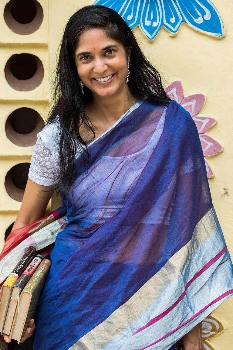 DR Padma Venkatraman