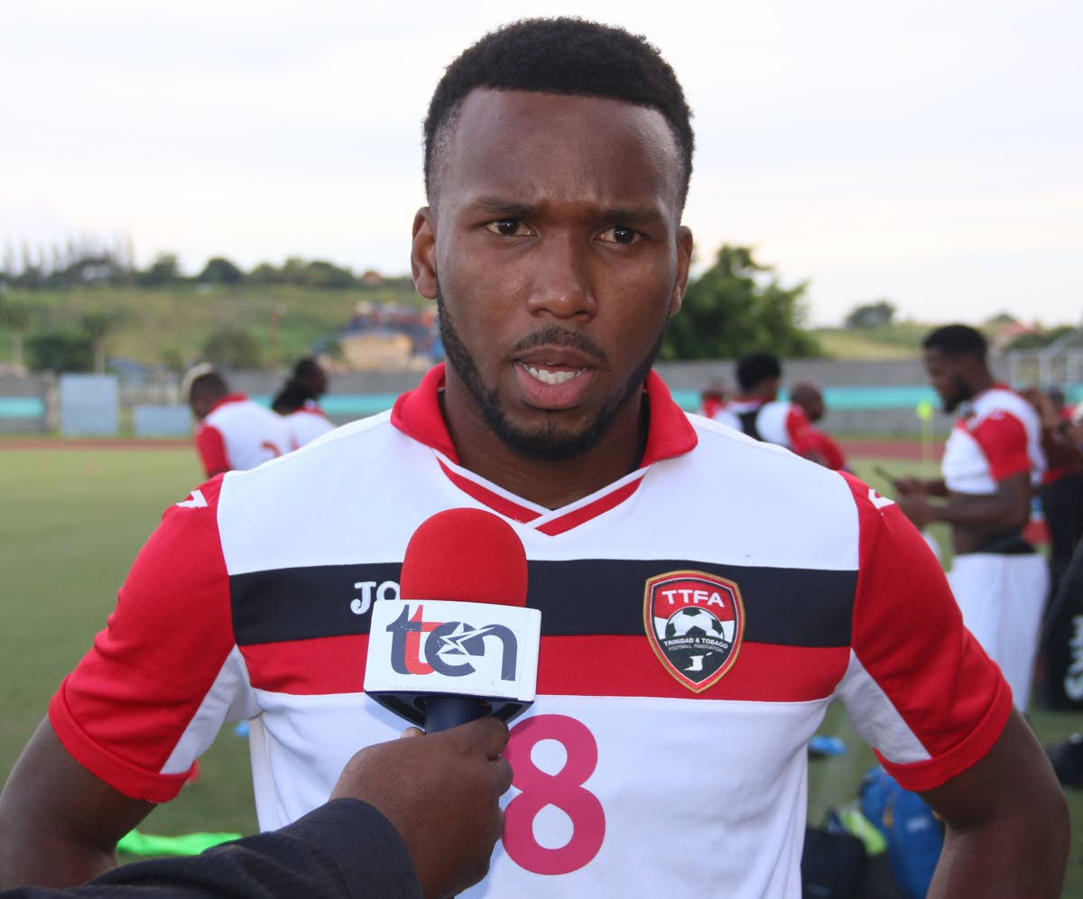 National captain Khaleem Hyland