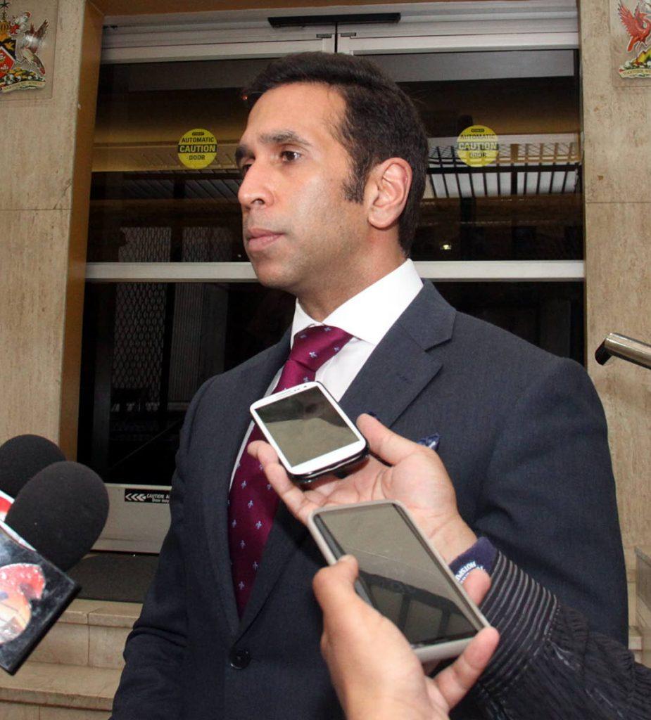 Attorney General Faris Al-Rawi
