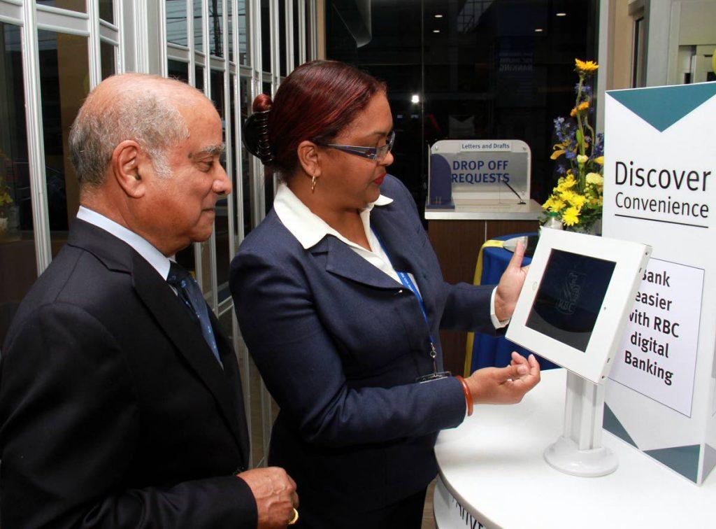 RBC, on the digital road