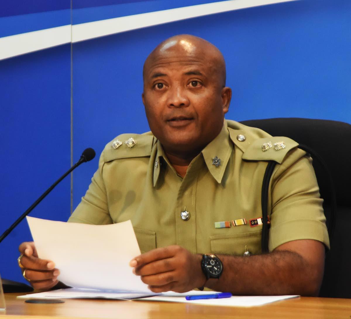 Wyane Mystar public Information Officer