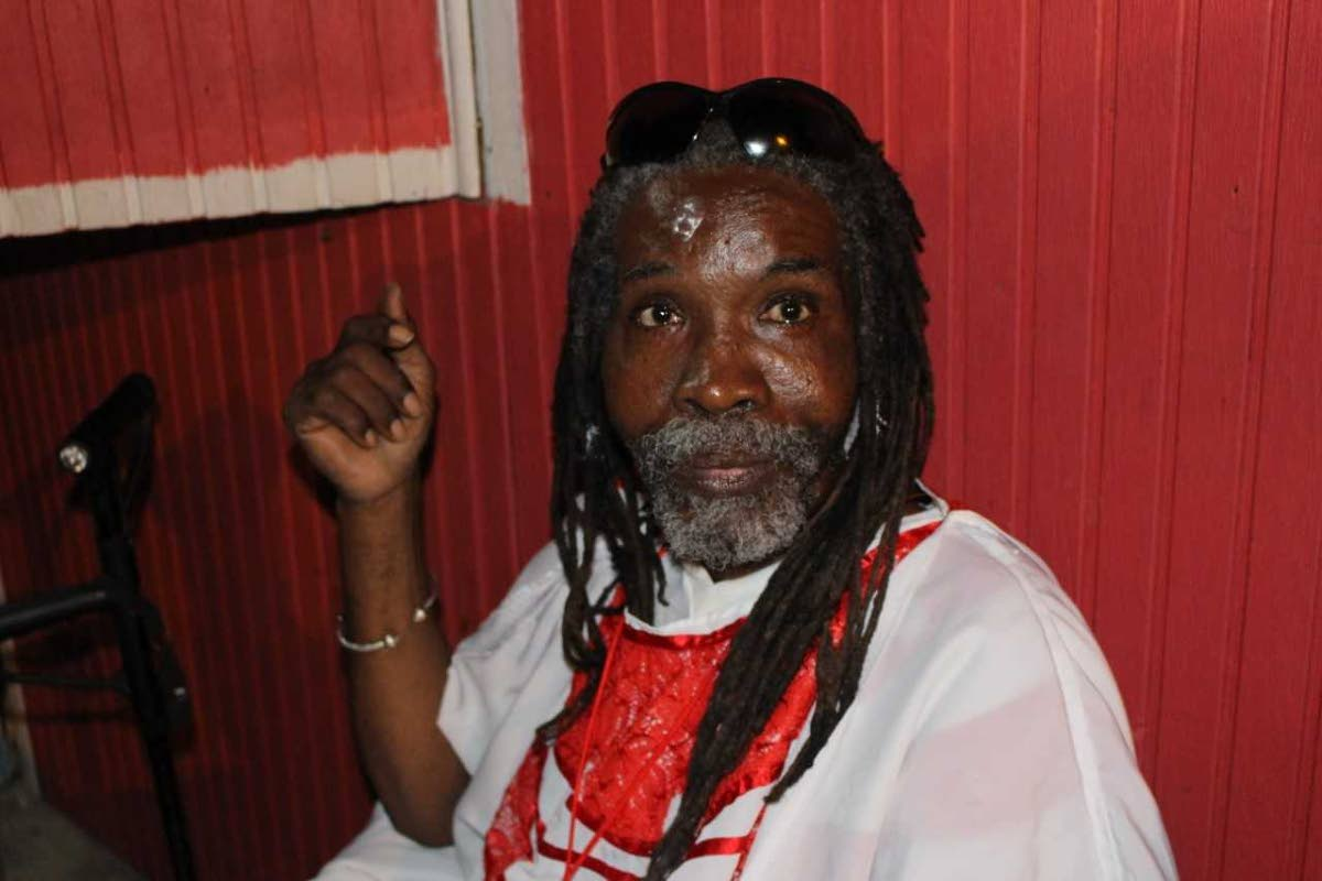 Baba Bertrand Bakar (Skatie), spiritual diviner, healer, singer and drummer, will receive The Keeper of the Tradition Award from the  Emancipation Support Committee of TT.