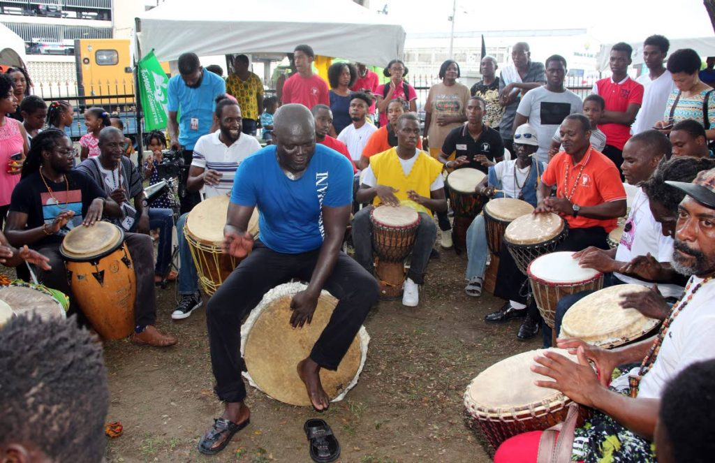 Youth keeping Yoruba culture alive
