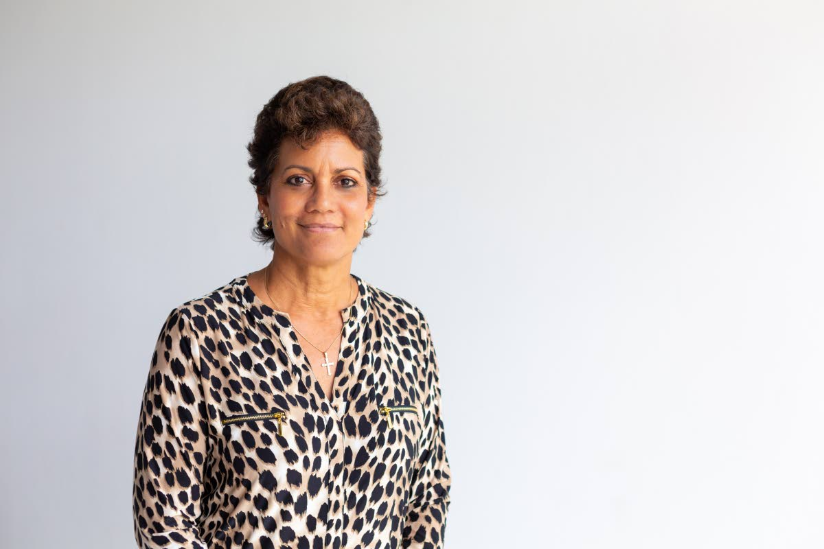 Head of Corporate Communications, Nestle Trinidad Limited Denise D'Abadie.