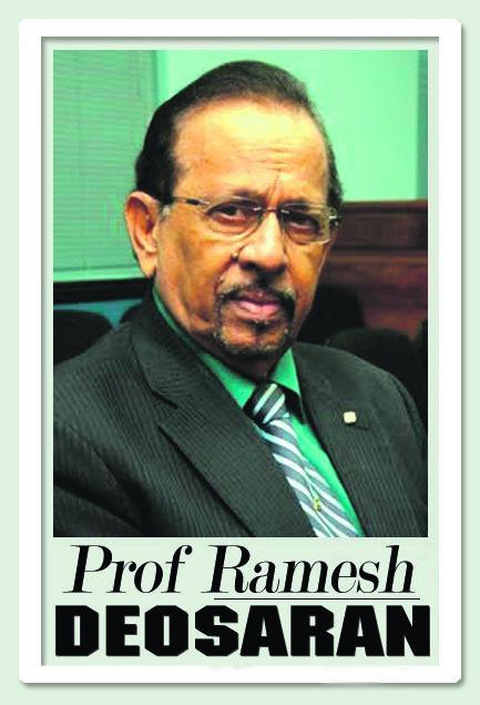 Professor Ramesh Deosaran