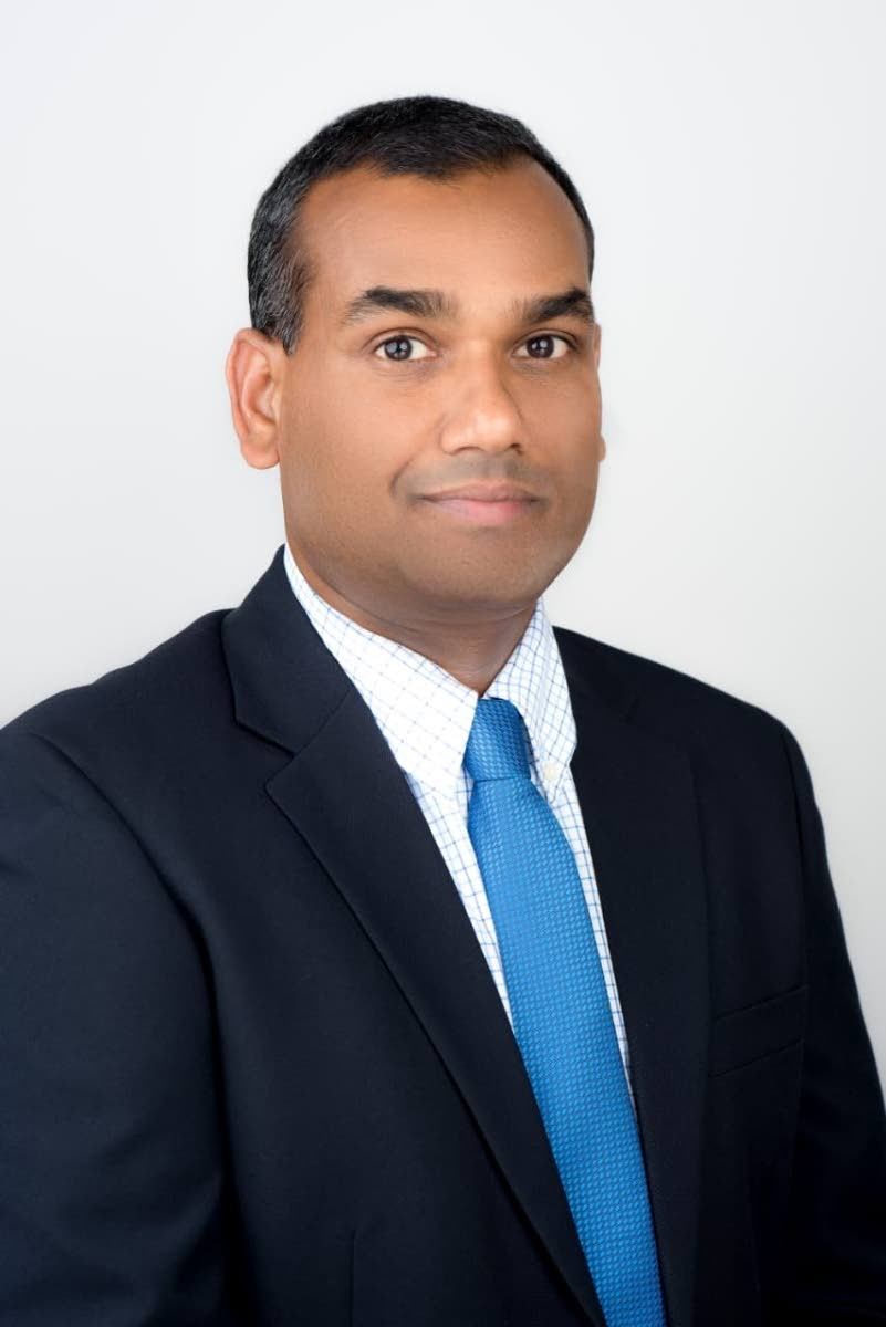 Glenn Mahabirsingh, president of the Contractors Association.