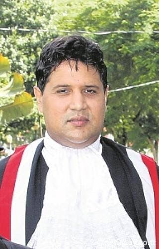 Justice Frank Seepersad.