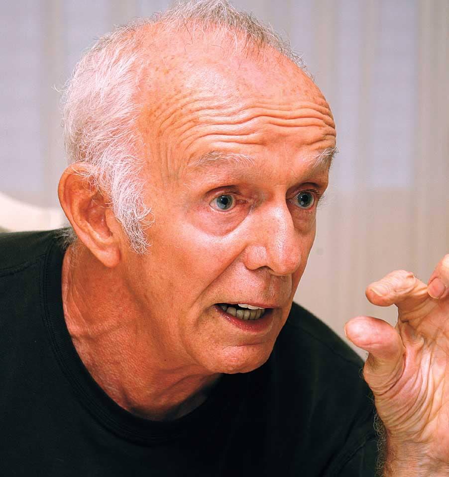 Peter Minshall