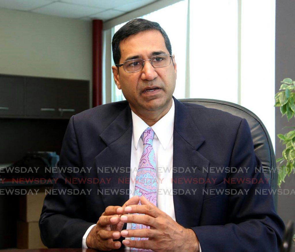 Justice Peter Jamadar.      PHOTO SUREASH CHOLAI