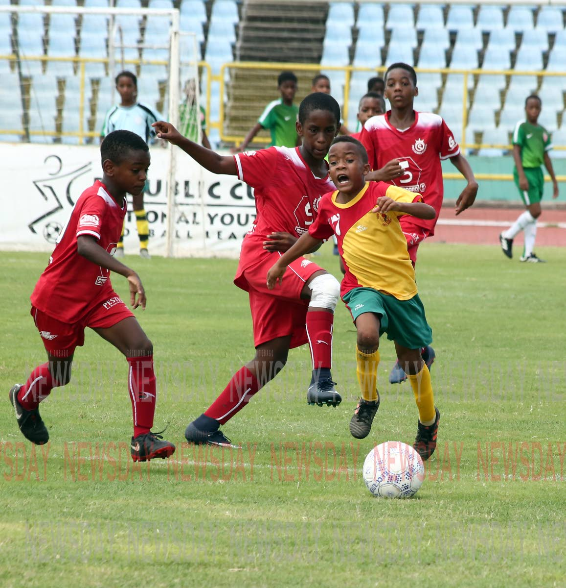 Trendsetter Hawks cop Republic Youth League titles