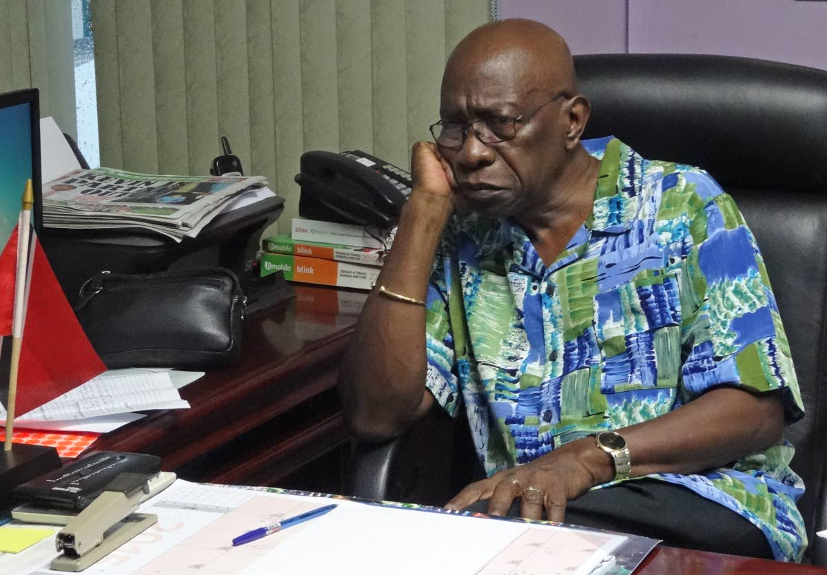 Jack Warner discharged from Couva Hospital - Trinidad and Tobago Newsday