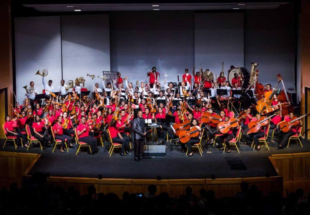 TT Youth Philarmonic Orchestra (TTYP).