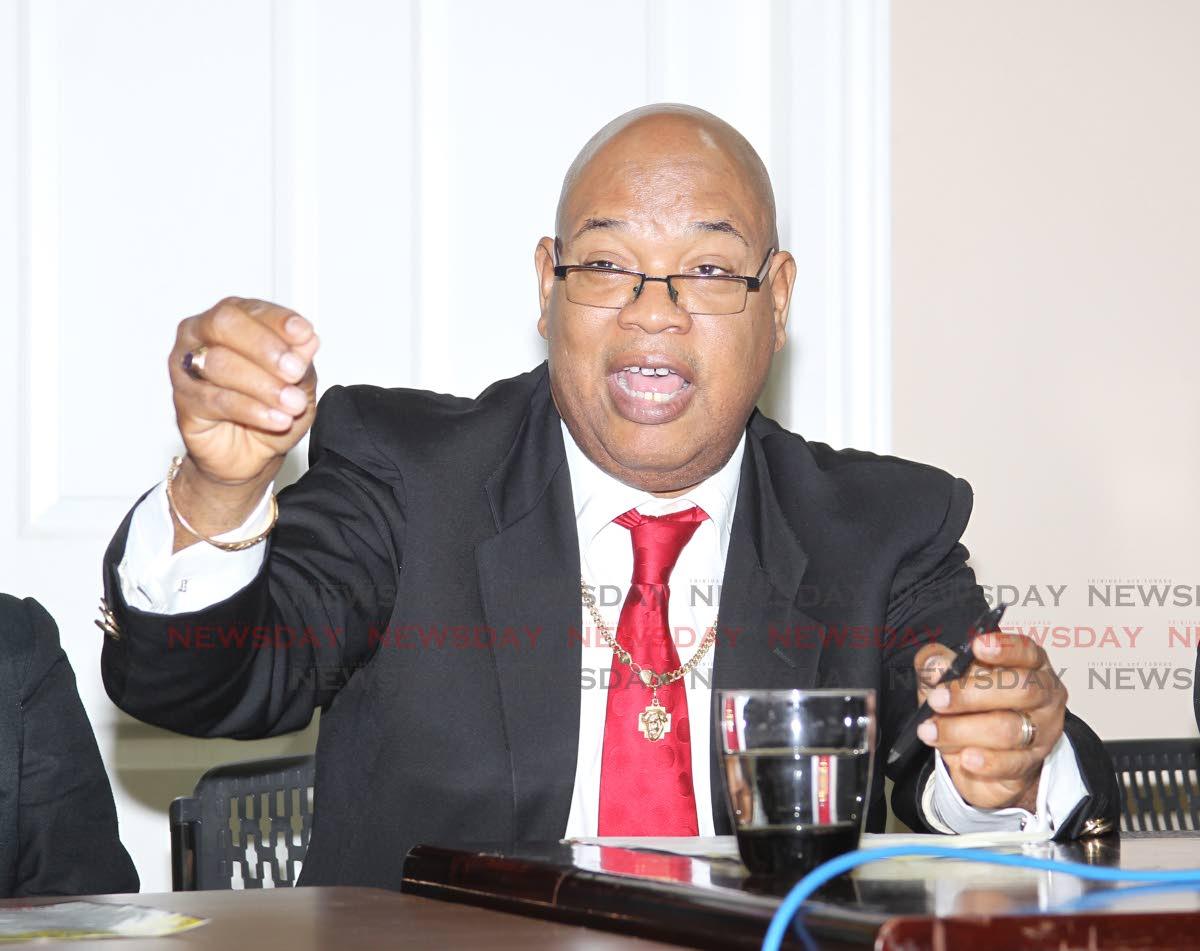 MP Bishop Juan Edghill