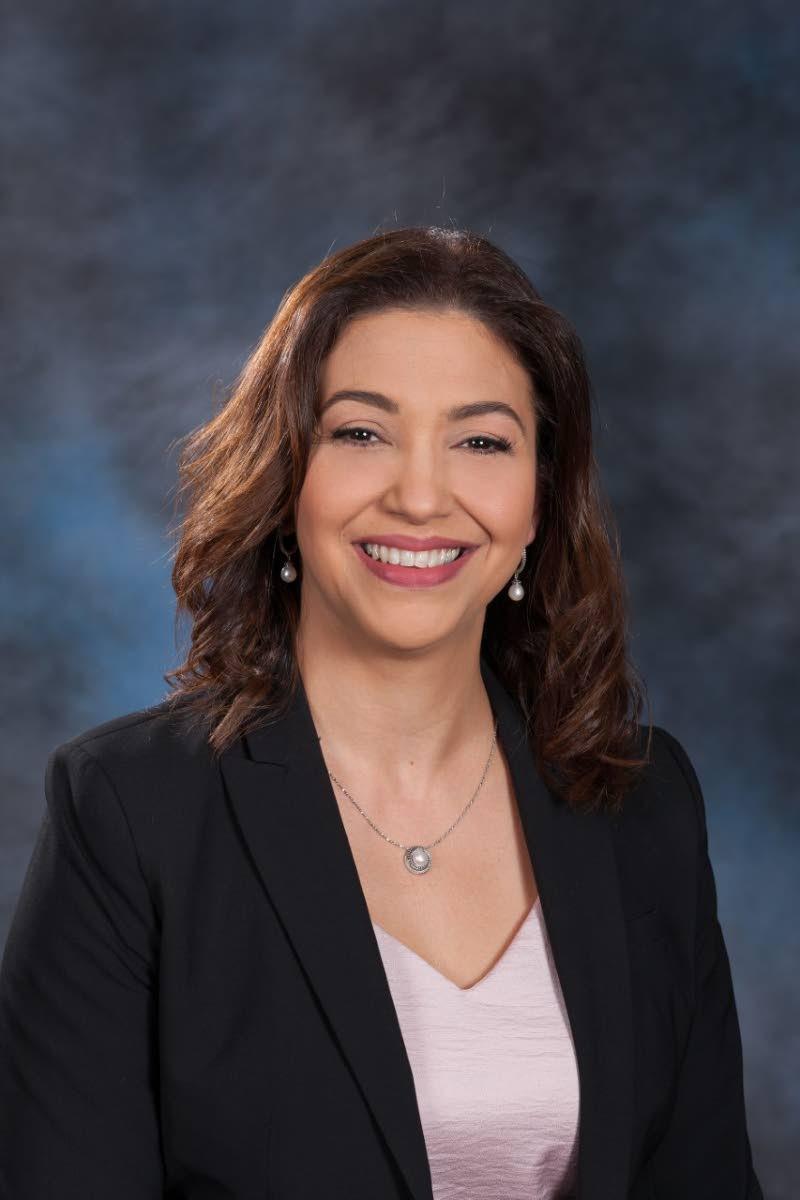Gretchen Camacho-Mohammed, managing director of RBC Royal Bank TT.  Photo courtesy RBC