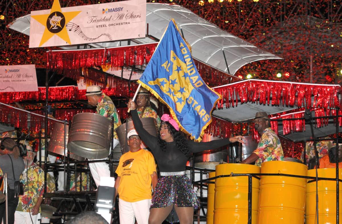 Mass Trinidad All Stars.