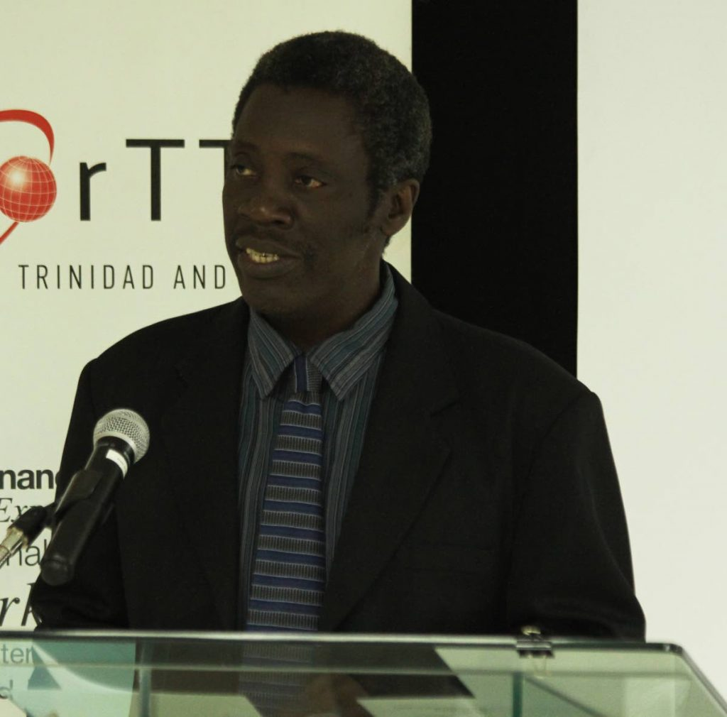Permanent secretary in the Ministry of Trade and Industry Norris Herbert.  FILE PHOTO