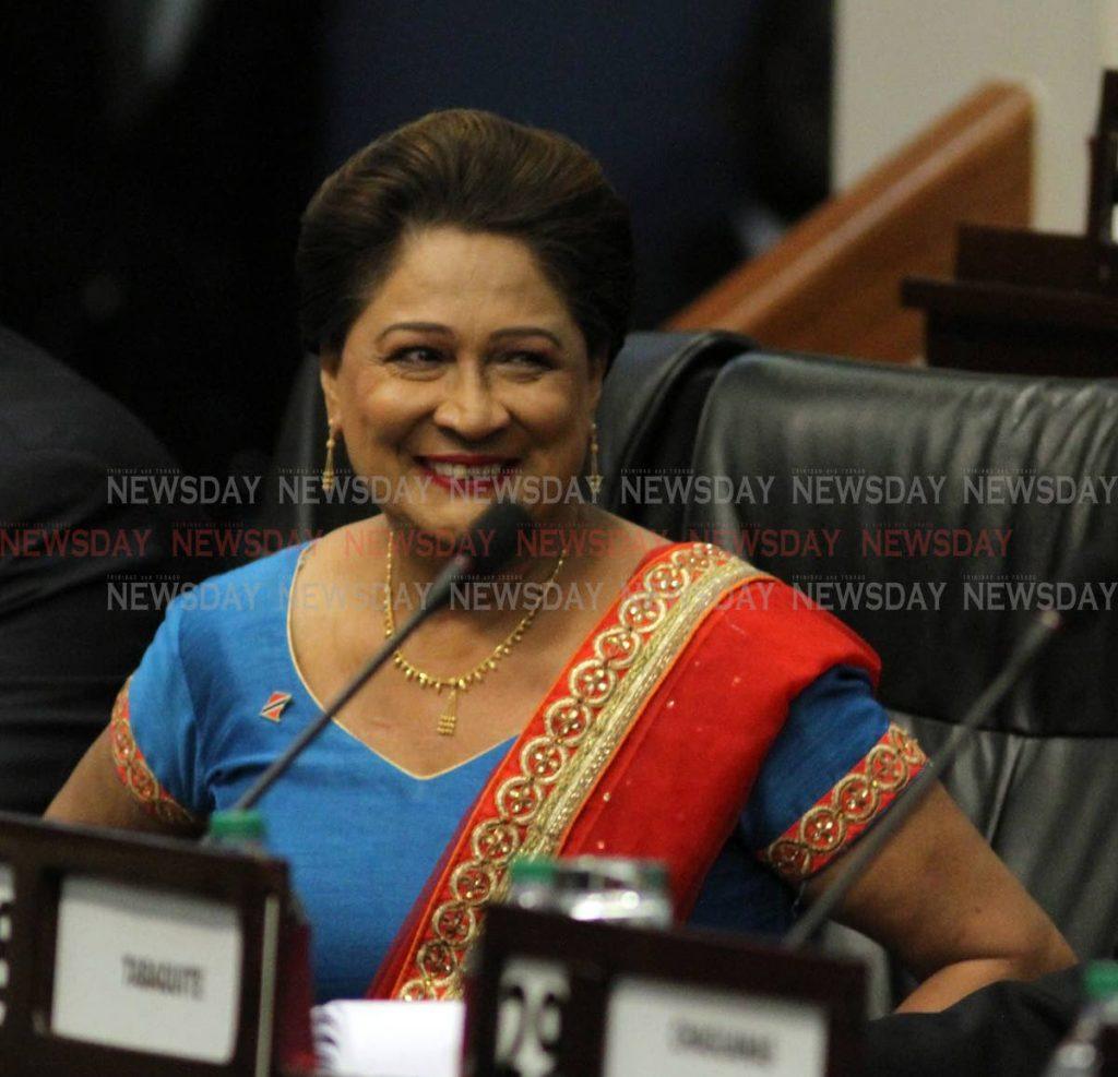 Kamla Persad Bissessar