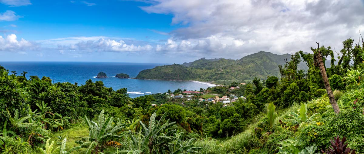 The Commonwealth of Dominica -The Nature Island of the Caribbean PHOTOS BY JEFF K MAYERS