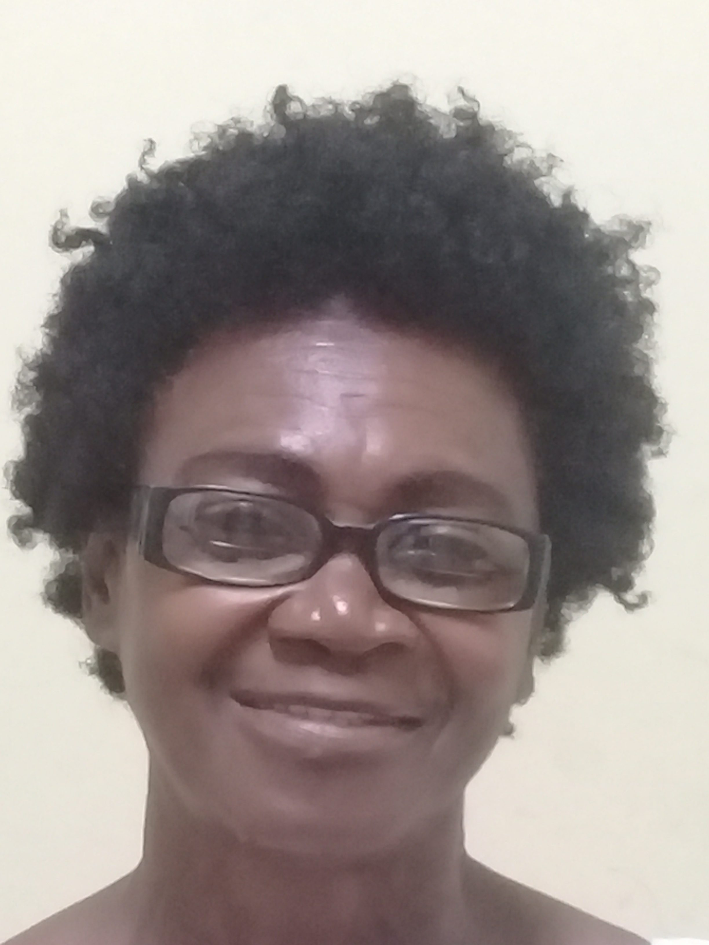 Victorine Benjamin Charles wants to open a senior citizen;s home in Belle Garden, Tobago by mid-August.  Photo: Corey Connelly