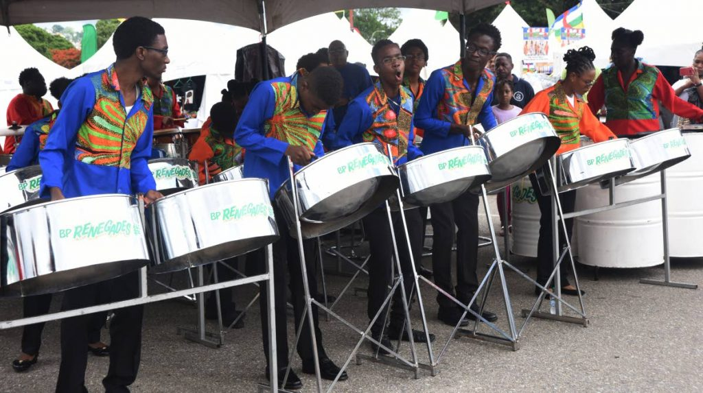 BPTT Renegades Youth Steel Orchestra