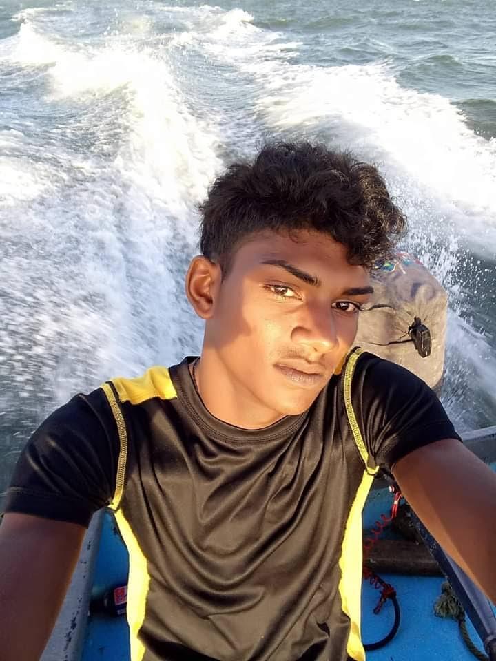 Hemraj Sooknanan.