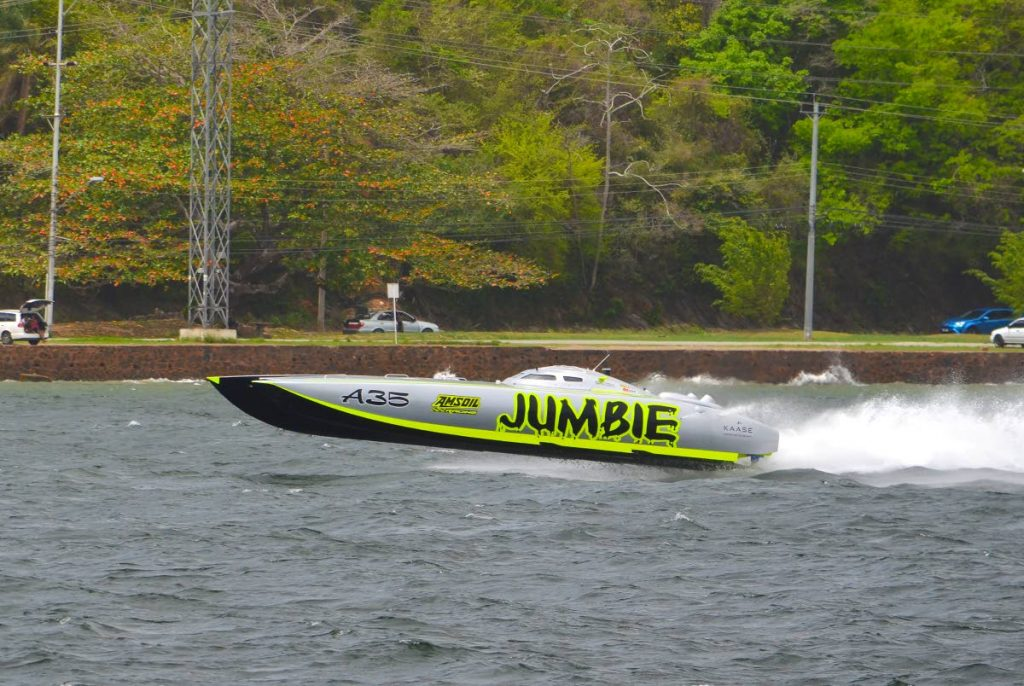 Jumbie, who is expected to compete in the 2019 Great Race