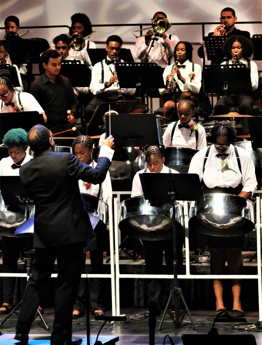The Academy Orchestra conducted by Jesus Acosta.