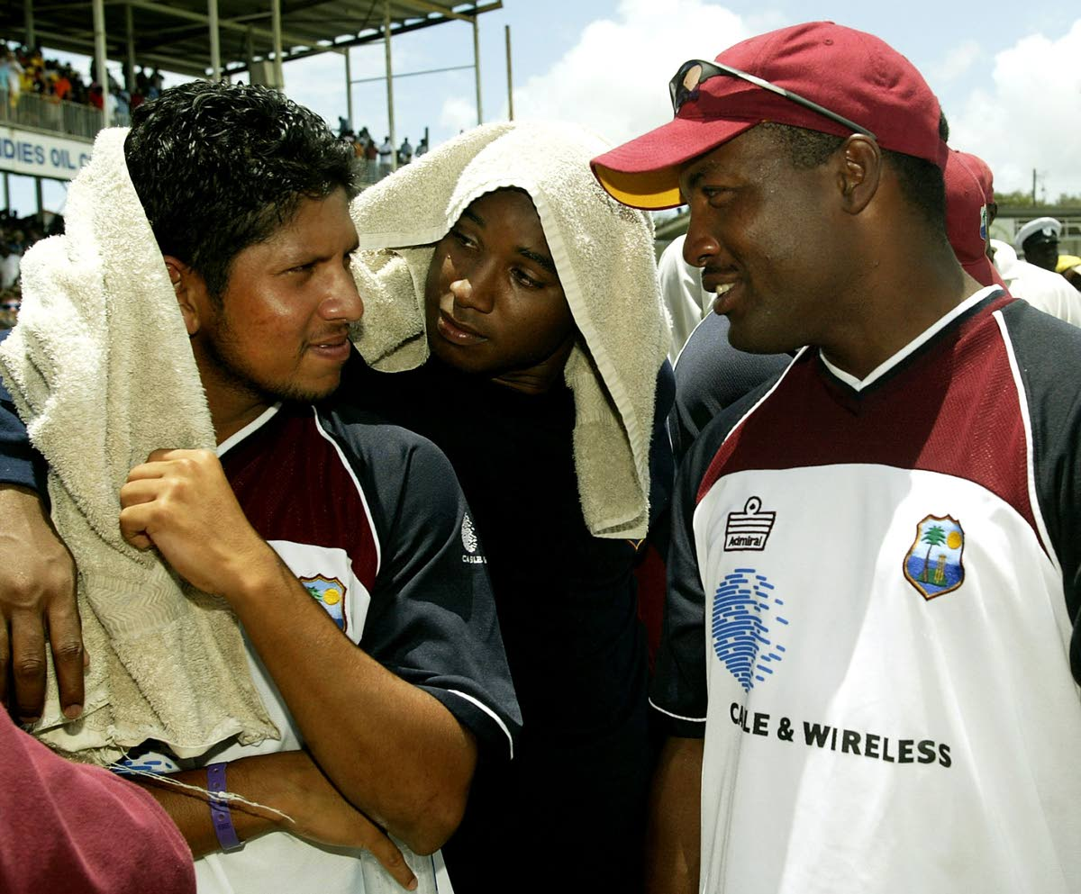 Lara, Sarwan to help Windies batsmen ahead of India Test series