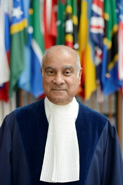 Justice Anthony Lucky