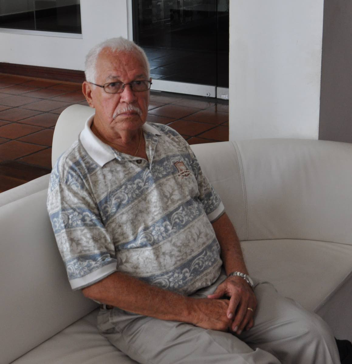 Commentator 'Reds' Perreira to be honoured