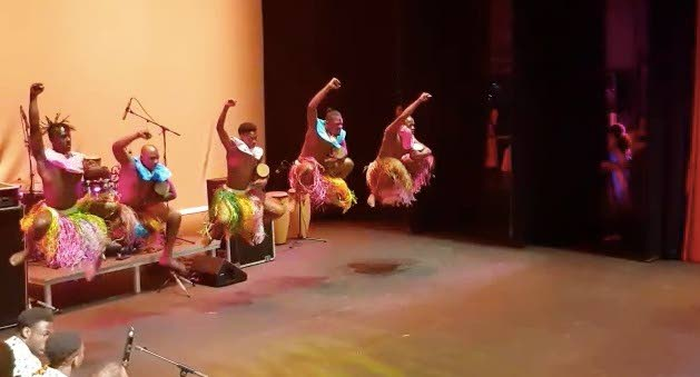 Ashe Jamaican Perfroming Arts Comapny.