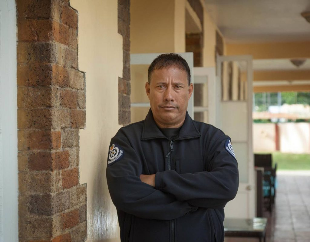 Police commissioner Gary Griffith PHOTO BY MARK LYNDERSAY